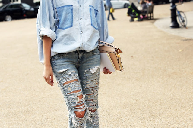 Jeans, Denim, Jeand Streetstyle, Street Style, Fashion, fashion Week, Ripped Jeans, Inspiration, Must Have Jeans, Outfit Jeans, Look Jeans, Italian Fashion Blogger, Top Fashion Blogger