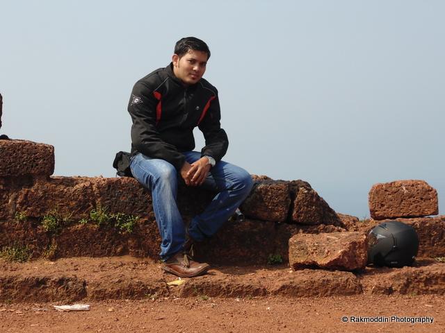 Pune to Goa: Day 2 - bike ride in North Goa