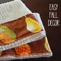 {Easy Autumn DIY}