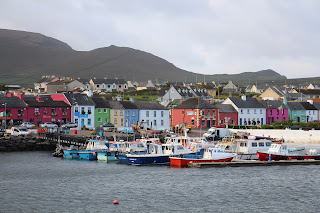 Pretty Portmagee, Ireland. Photograph by Janie Robinson, Travel Writer