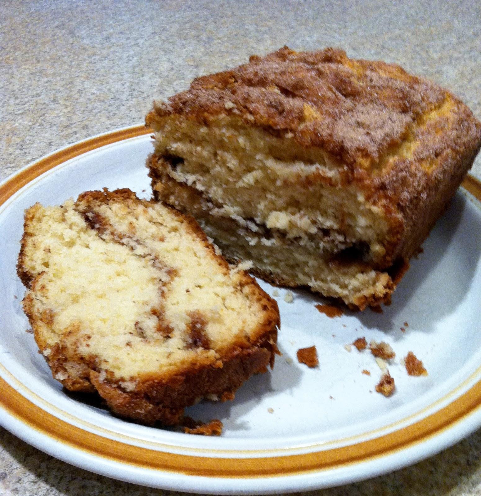 EVER AFTER - MY WAY: Amish Cinnamon Bread