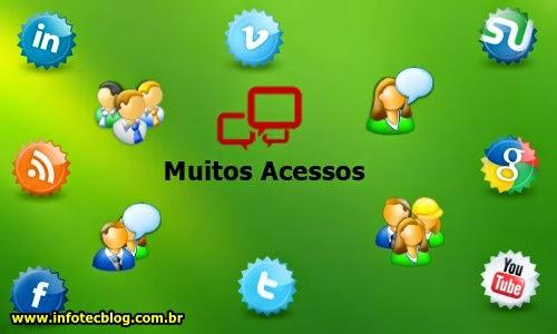 Facebook, Twitter, Google+, Linkedin, Instagram