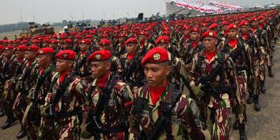 5 Kemampuan Pasukan Elite Indonesia Yang Ditakuti Dunia