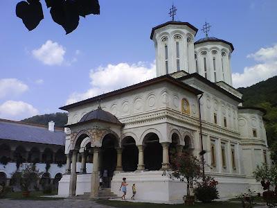 Hurezi Monastery, Oltenia, Romania
