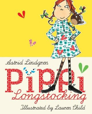 Book Review: Pippi Longstocking by Astrid Lindgren--uproariously funny and delightful