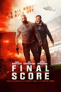 Final Score 2018 English Full Movie HDRip 720p ESubs