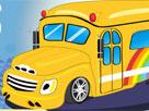 Otobüs Dekorasyonu Oyunu