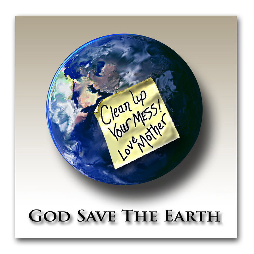 save the earth ailing from the It places humans in control of the earth, which is the precise opposite of reality it depicts a sick, ailing, victimized planet ruled by vicious humanoid overlords bent on degrading the fair and helpless maiden.