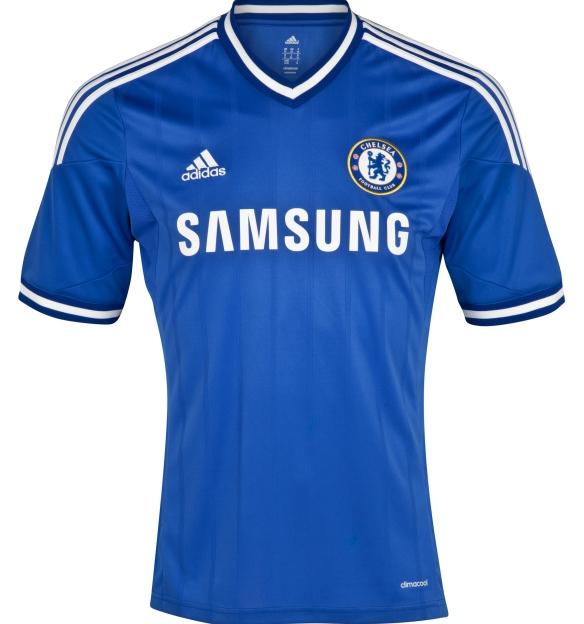 baju sepakbola terbaru: Kostum Jersey Club Chelsea FC Musim 2013/2014