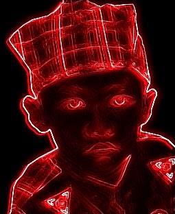 Sketch Glow Pada Wajah Dengan Photoshop CS3