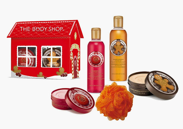 Casita jengibre TheBodyShop
