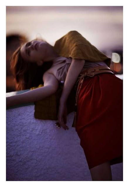 Alla Kostromichova - 10 Magazine, Spring 2018