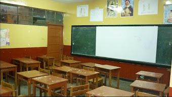 """Aula del """"5º B"""" RPB 77"""