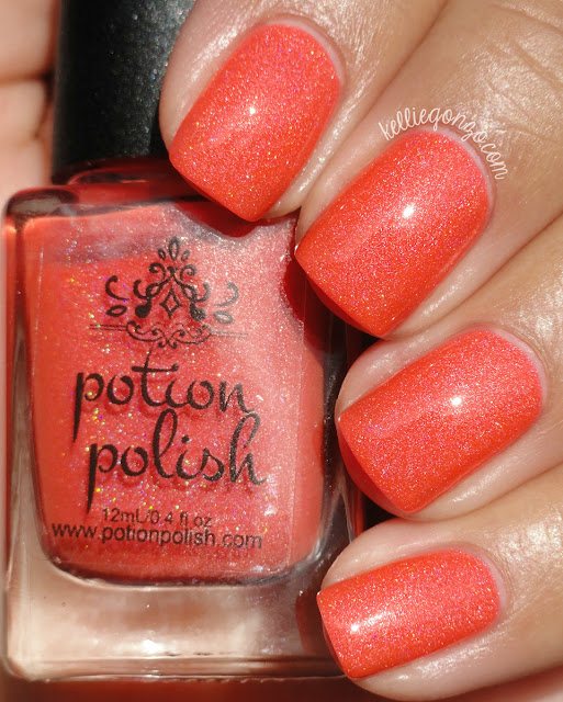 Potion Polish Electric Bikini