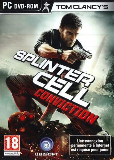 Descargar Splinter Cell Conviction PC Full en Español XCA