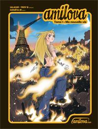 Manga Amilova T1