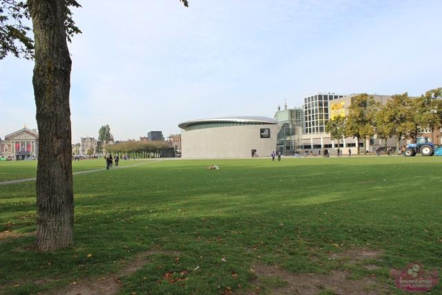 Praça dos Museus Amsterdam
