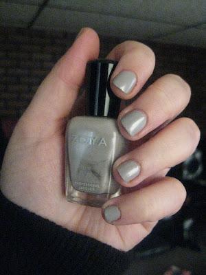 Zoya Harley nail polish swatch