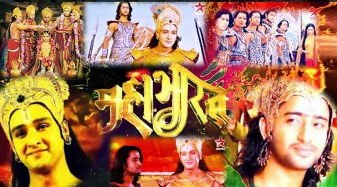 foto Pemeran Film Mahabharata