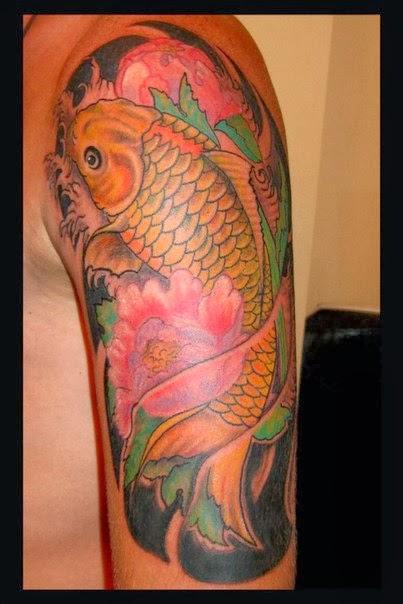Японская татуировка Irezumi ВКонтакте - татуировки японский стиль