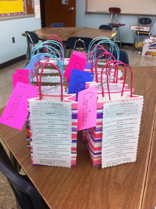 My Love Of Teaching Middle School Survival Kits