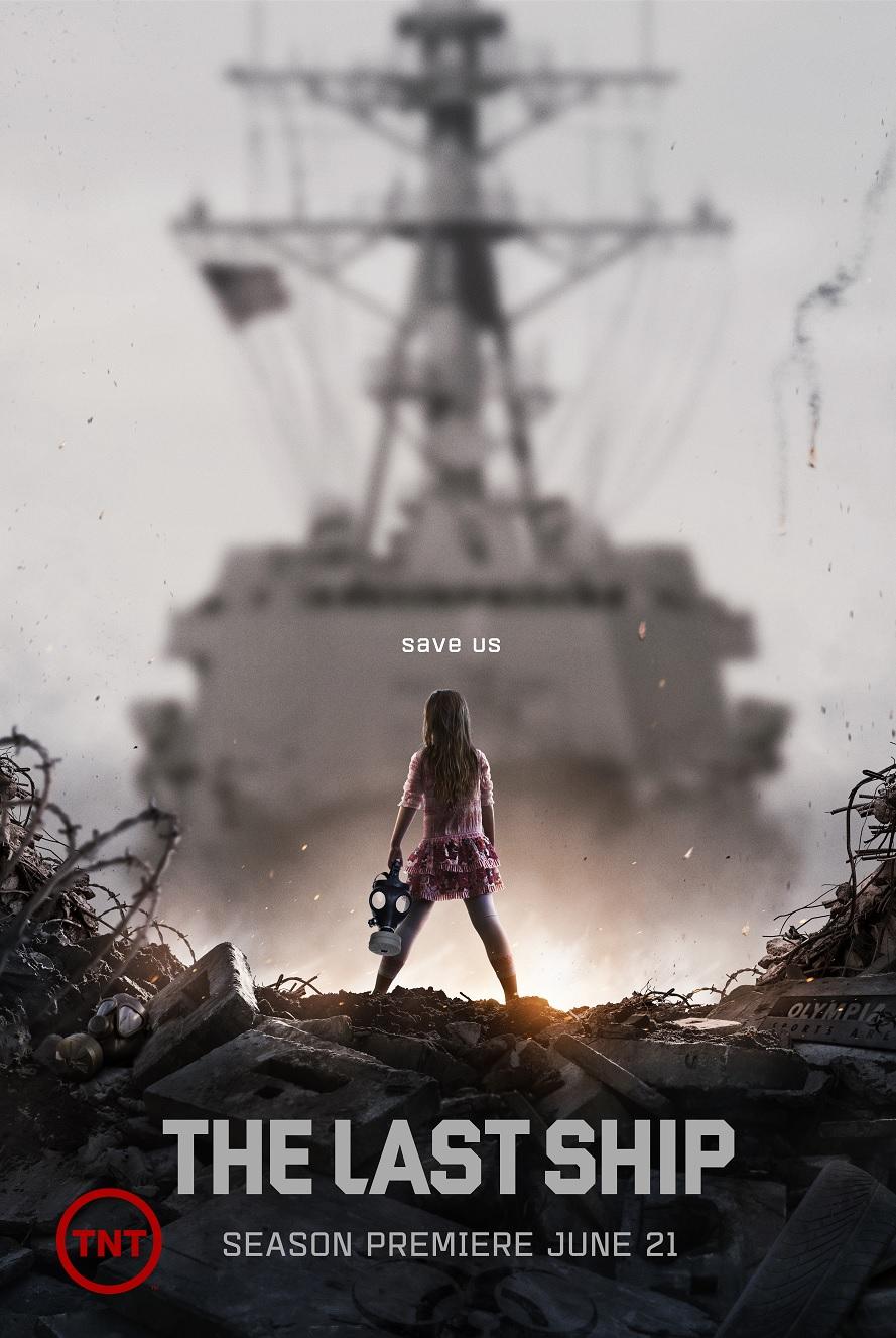 Chiến Hạm Cuối Cùng 1 (The Last Ship - Season 1)
