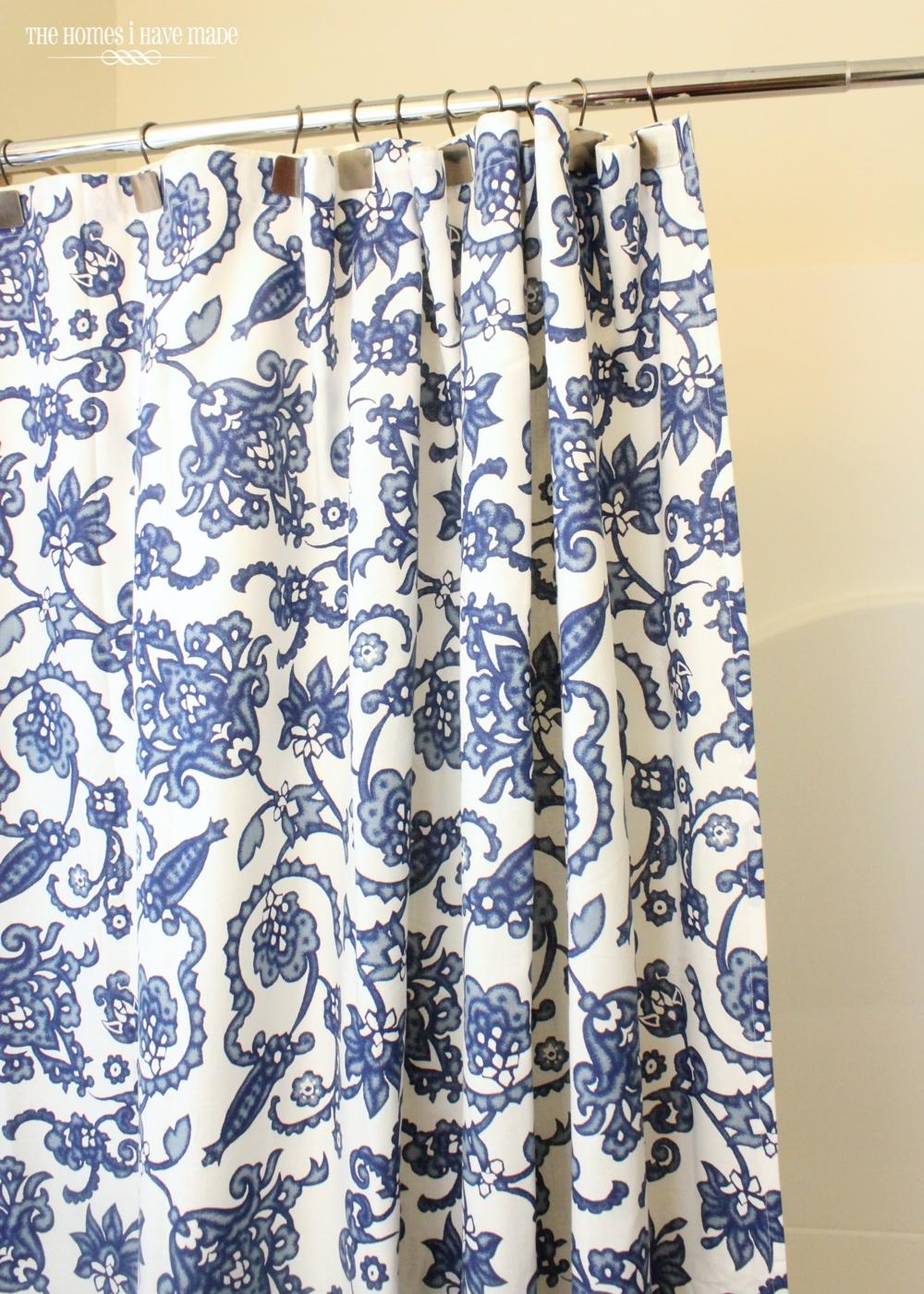 Black bathroom shower curtains - Black And White Shower Curtain Target Black And White Shower Curtain Target