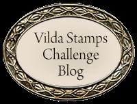 Vilda Stamps Challenge Blog DT