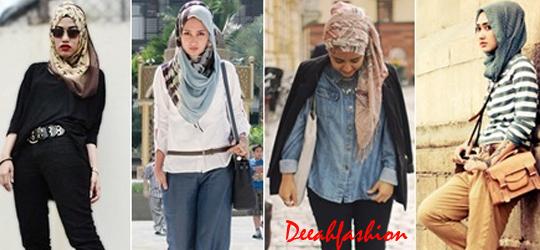Trend Baju Traveling 2015 ModestHijab