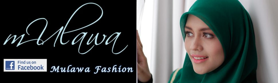 Beli Tudung Online di Mulawa Fashion 2014