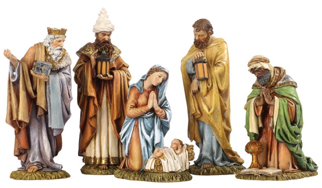 Best Christmas Nativity Sets Popular Nativity Sets Indoor