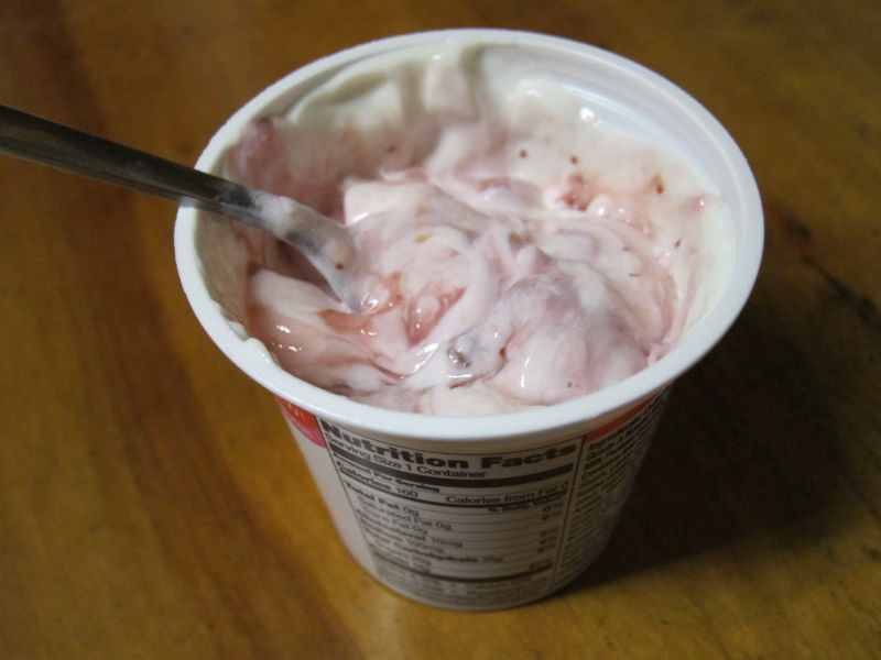 Review: Yoplait - Strawberry Greek Yogurt | Brand Eating