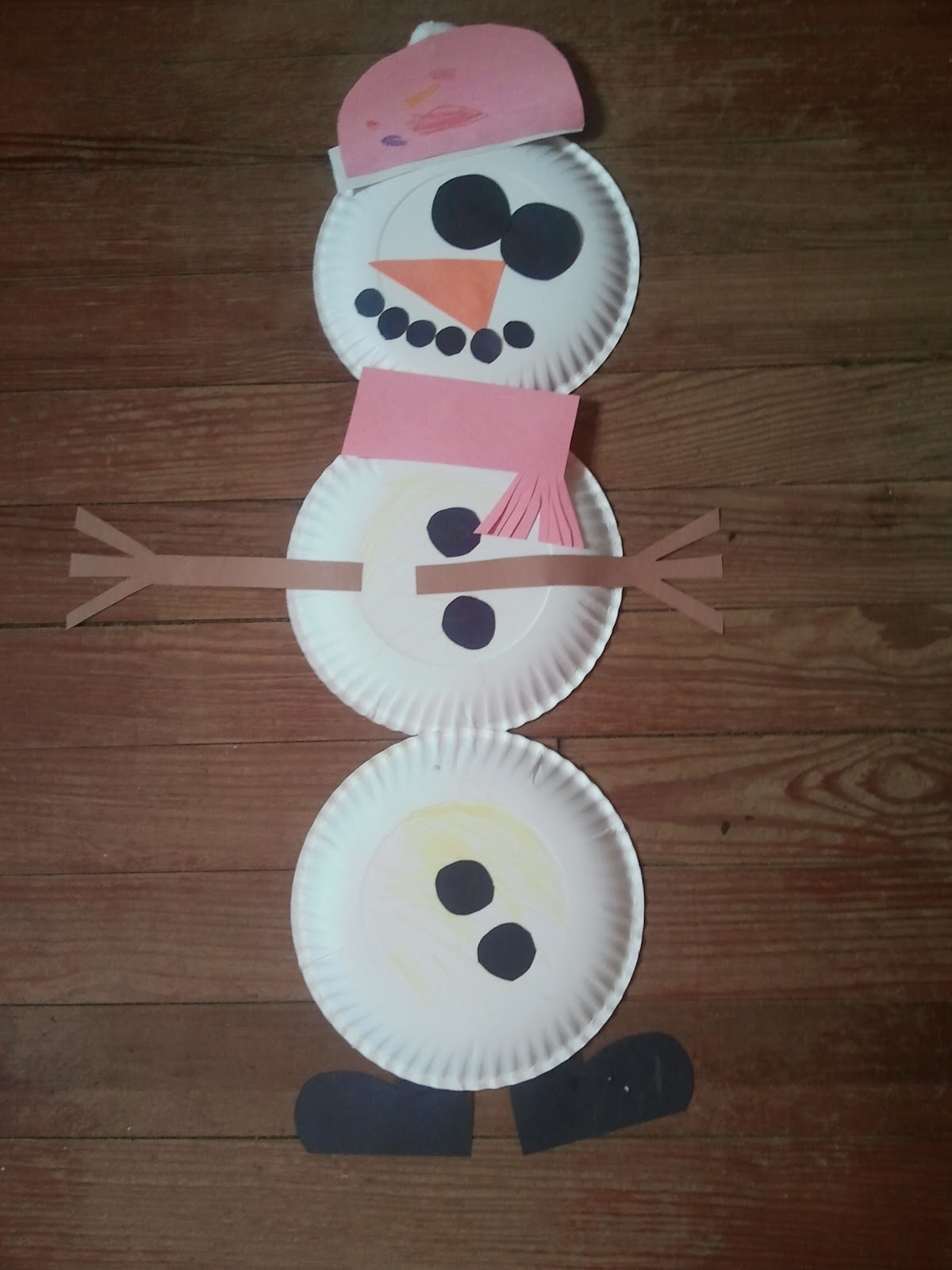 Paper plate snowmen christmas tree craft the crafty teacher here are some crafts to celebrate with the little ones im not including directions because they are pretty self explanatory jeuxipadfo Gallery
