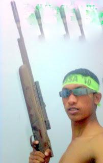 Rakyat Aceh Gila Perang (Aceh Pungo)