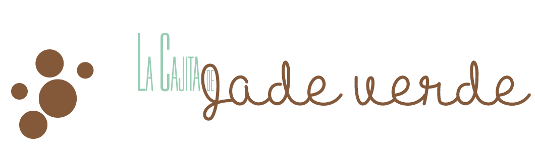 La cajita de Jade verde