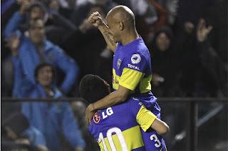 Partido Boca Juniors Vs Atlético Rafaela el Liderato esta en juego