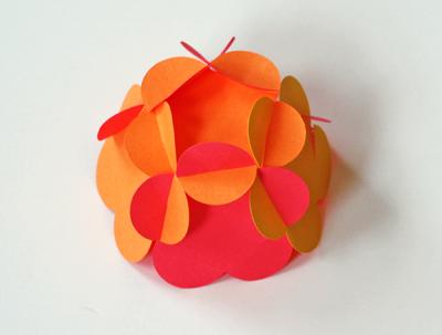 Membuat Bunga Dari Kertas 4