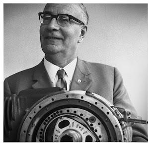 Felix Heinrich Wankel (1902-1988)