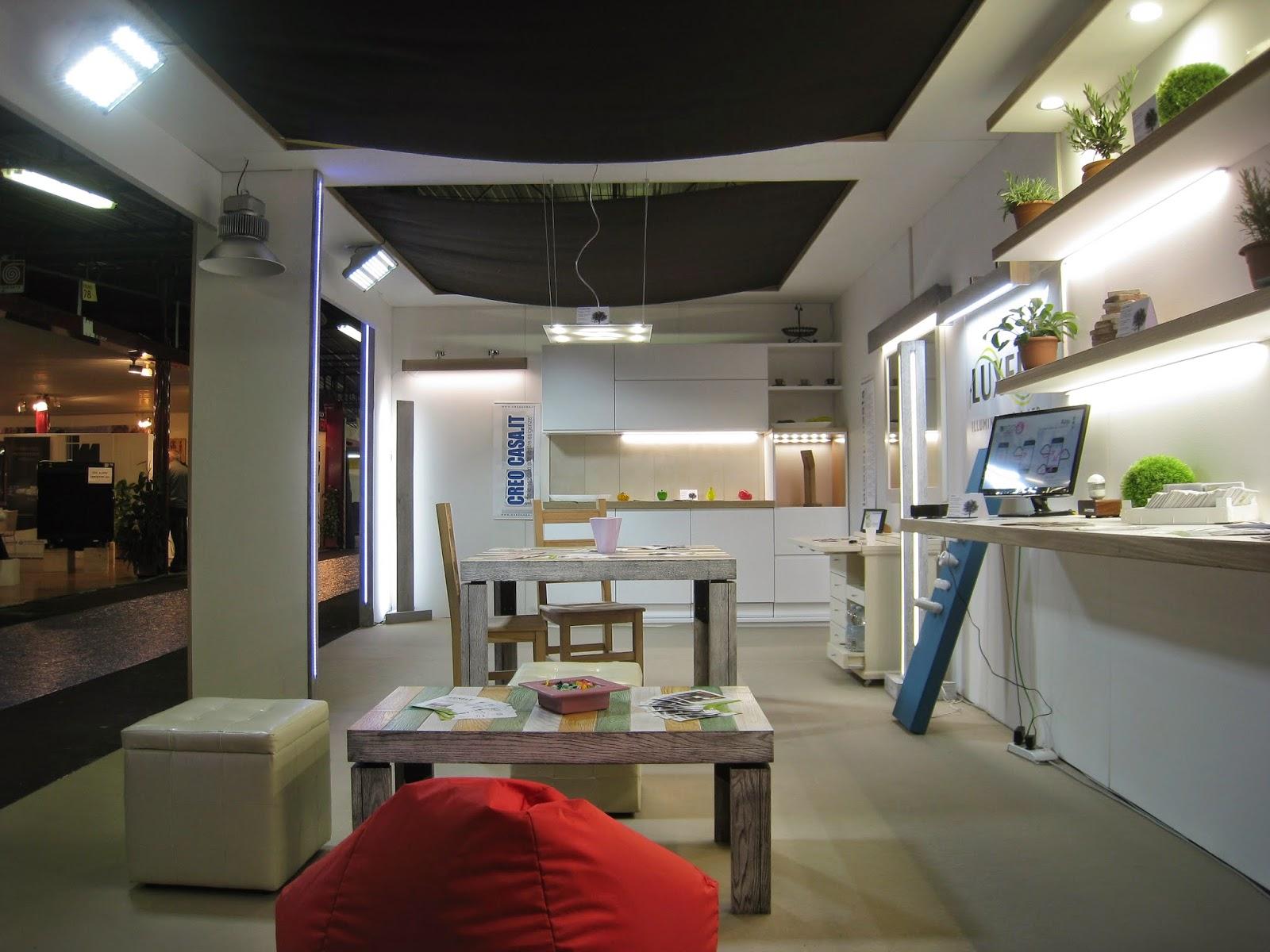 Progettazione e realizzazione stand fieristici