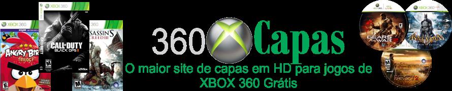 Capas para jogos de XBOX 360 Capas de Jogos de XBOX 360 Para Imprimir  - 360 Capas