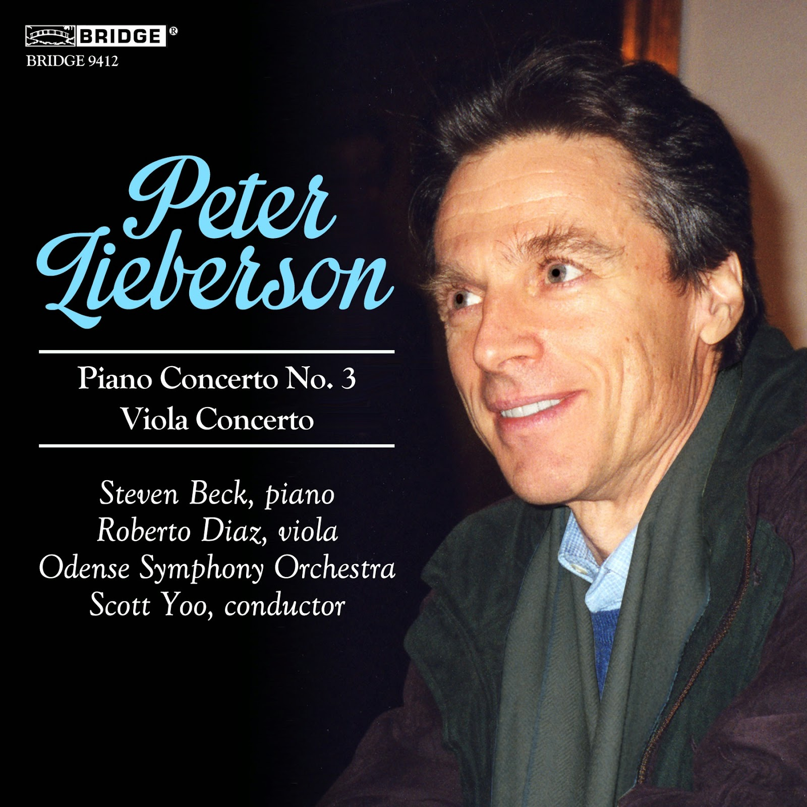 Im Delighted To Announce That A New Disc Of Premieres By The Late Peter Lieberson With Liner Notes Yours Truly Has Just Been Released On Bridge