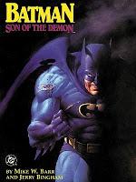 Batman - El Hijo el Demonio - 19/06/2013