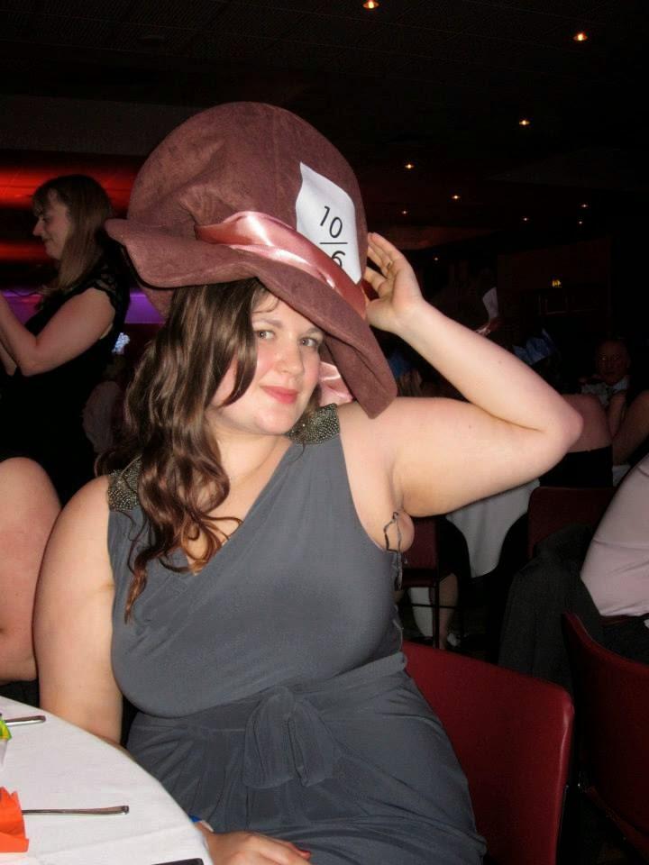 Curvy Girl Thin: Masquerade!