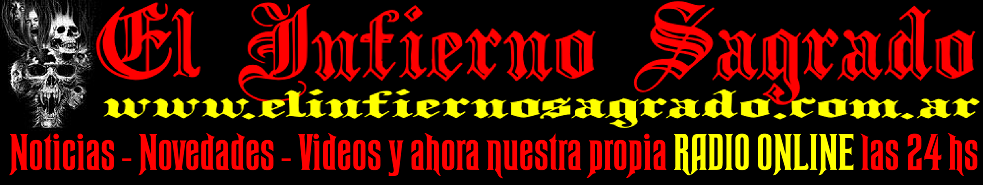 El Infierno Sagrado - Metal News
