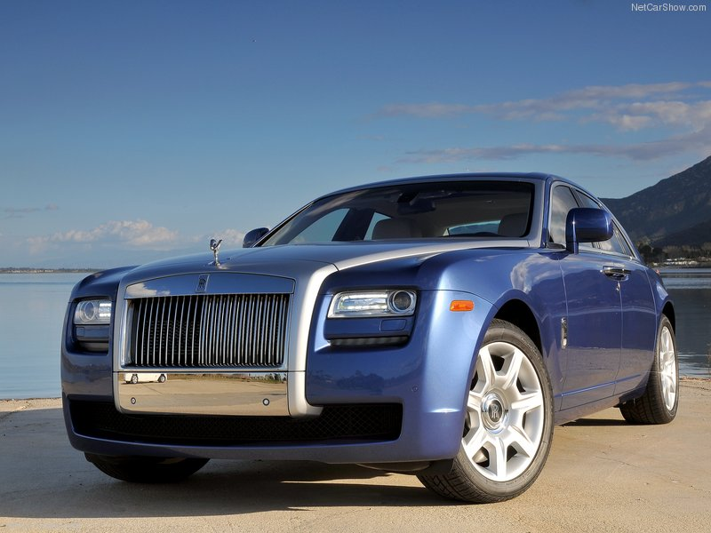 Rolls-Royce Ghost (2010)