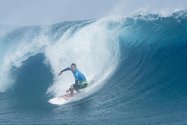 7 Brett Simpson Billabong Pro Tahiti Foto WSL Stephen Robertson