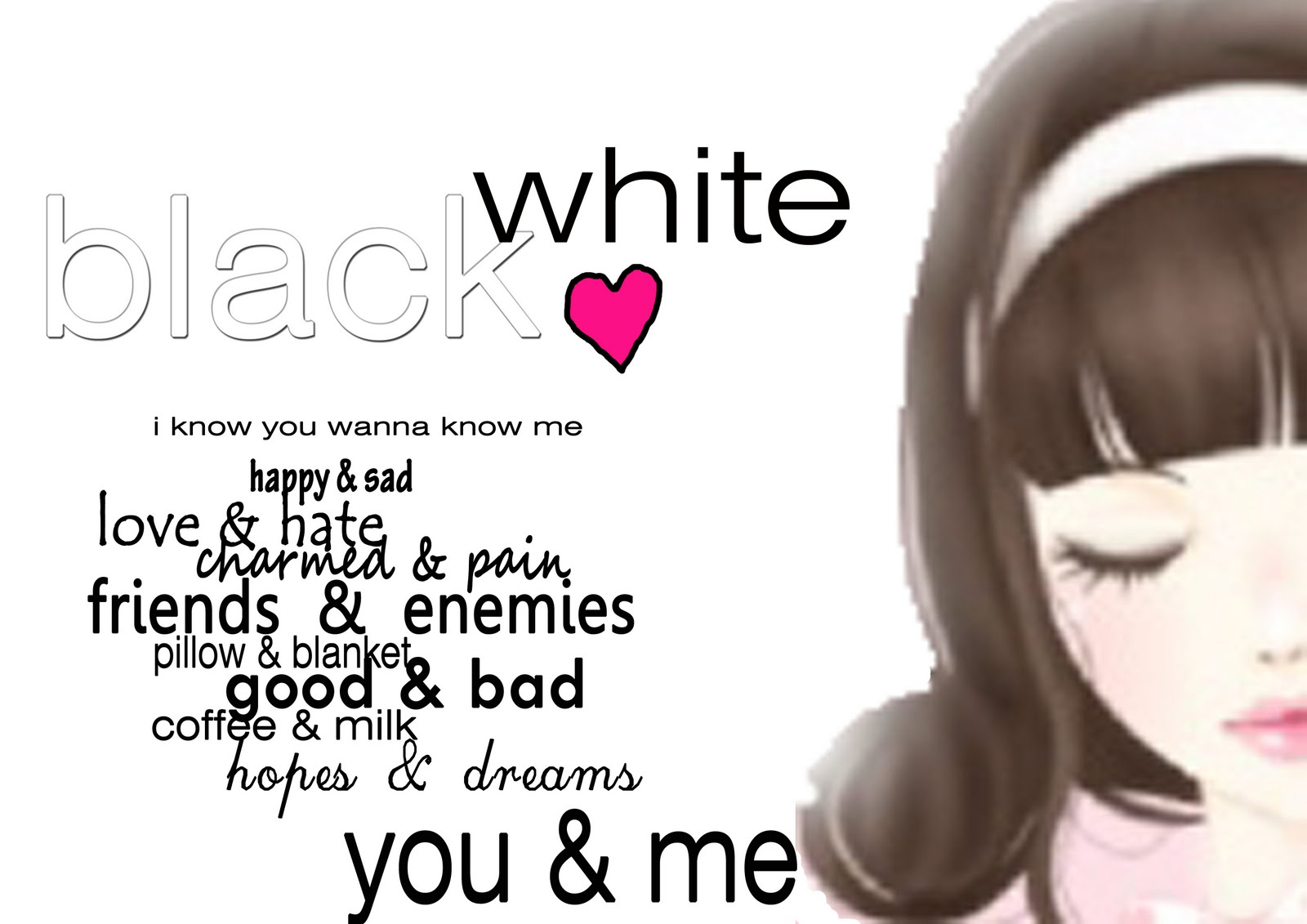 yaya.blackwhite