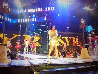 Daftar Lengkap Pemenang SCTV Awards 2013