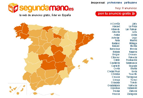 Los portales de anuncios gratis segundamano for Portales inmobiliarios barcelona