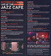 Jazz Café October